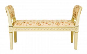 Gustavian Bench Stool